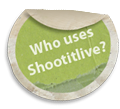 Who uses Shootitlive?